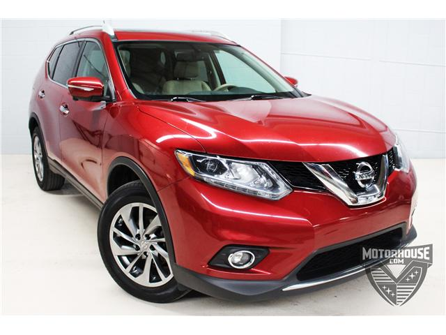 2015 Nissan Rogue SL (Stk: 1739) in Carleton Place - Image 1 of 34