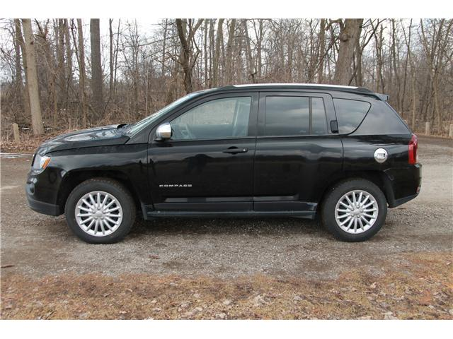 2015 Jeep Compass Sport/North (Stk: 1711564) in Waterloo - Image 3 of 23
