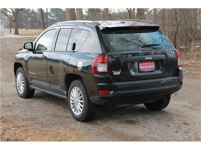2015 Jeep Compass Sport/North (Stk: 1711564) in Waterloo - Image 4 of 23
