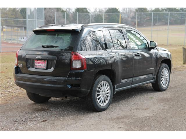 2015 Jeep Compass Sport/North (Stk: 1711564) in Waterloo - Image 5 of 23