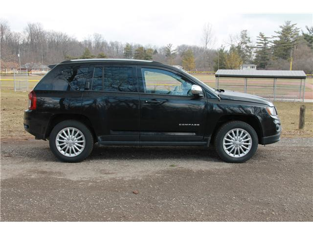 2015 Jeep Compass Sport/North (Stk: 1711564) in Waterloo - Image 6 of 23
