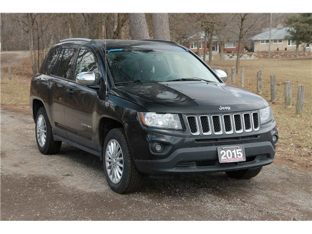 2015 Jeep Compass Sport/North (Stk: 1711564) in Waterloo - Image 7 of 23