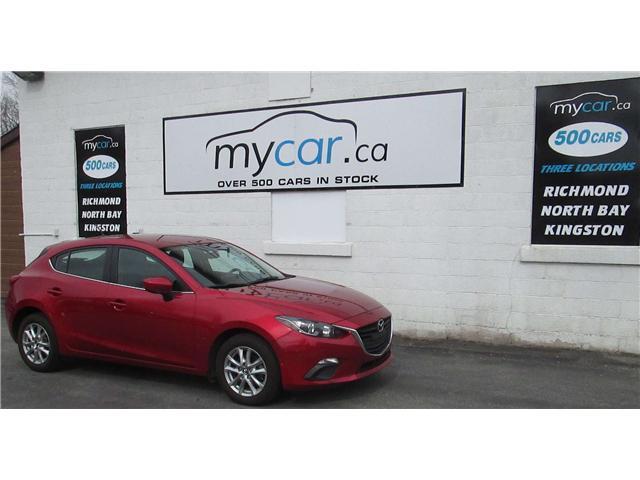 2015 Mazda Mazda3 GS (Stk: 171446) in Richmond - Image 2 of 13