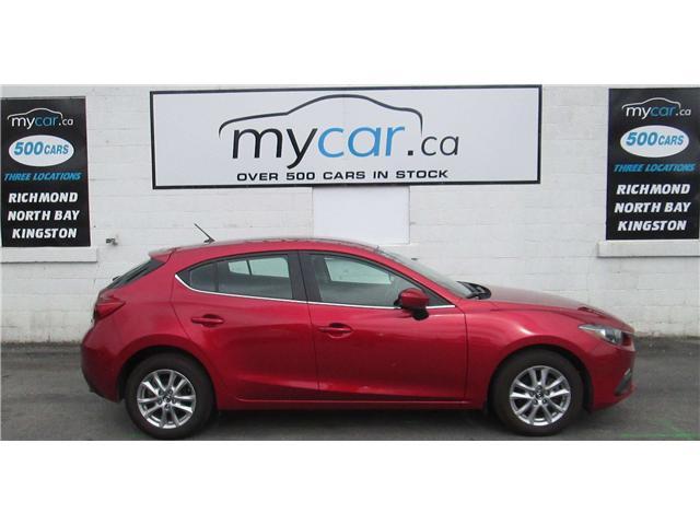 2015 Mazda Mazda3 GS (Stk: 171446) in Richmond - Image 1 of 13