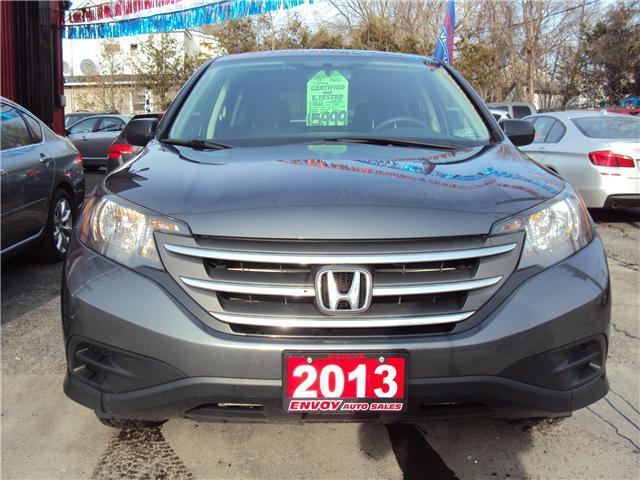 2013 Honda CR-V LX (Stk: ) in Ottawa - Image 2 of 23
