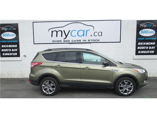 2014 Ford Escape SE (Stk: 171572) in Richmond - Image 1 of 13