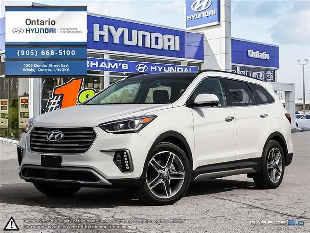 2017 Hyundai Santa Fe XL Ultimate w/6 Passenger (Stk: 47309K) in Whitby - Image 1 of 27