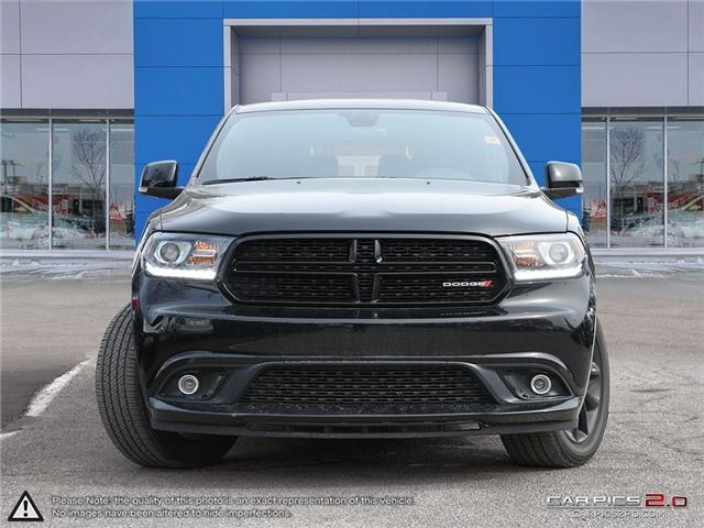 2017 Dodge Durango R/T (Stk: 8881A) in Mississauga - Image 2 of 27
