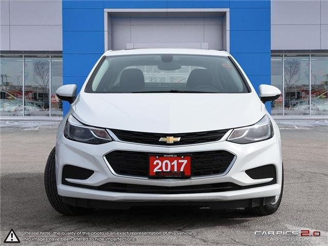 2017 Chevrolet Cruze LT Auto (Stk: 6096A) in Mississauga - Image 2 of 26