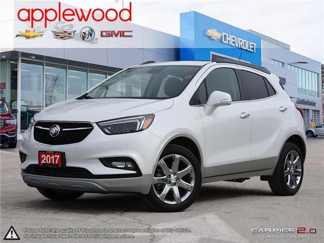2017 Buick Encore Essence (Stk: 8190A) in Mississauga - Image 1 of 27