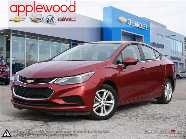 2017 Chevrolet Cruze LT Auto (Stk: 4068A) in Mississauga - Image 1 of 27