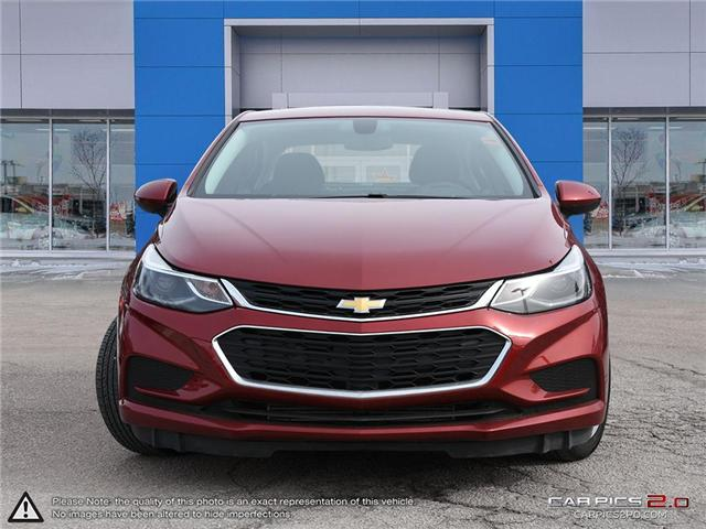 2017 Chevrolet Cruze LT Auto (Stk: 4068A) in Mississauga - Image 2 of 27