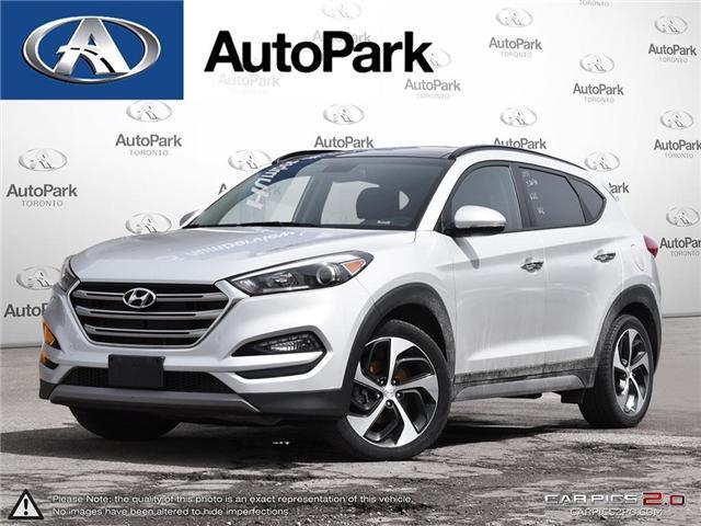 2017 Hyundai Tucson SE (Stk: 17-69775RSR) in Toronto - Image 1 of 25