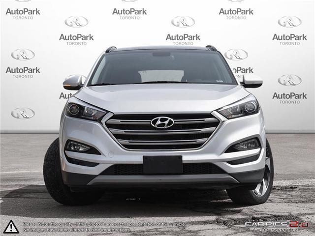 2017 Hyundai Tucson SE (Stk: 17-69775RSR) in Toronto - Image 2 of 25