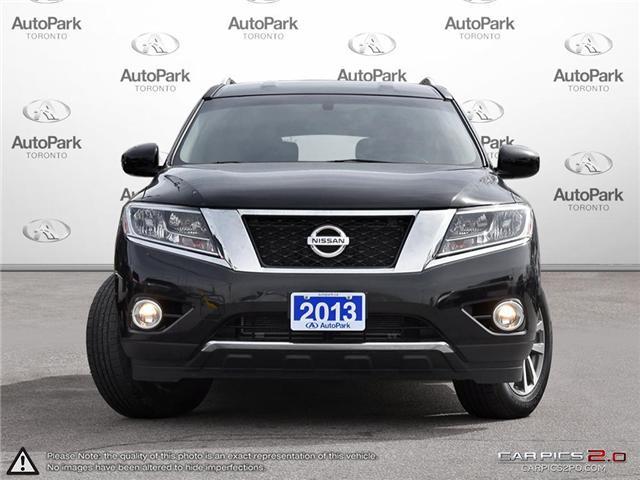 2013 Nissan Pathfinder SV (Stk: 13-35494SR) in Toronto - Image 2 of 28