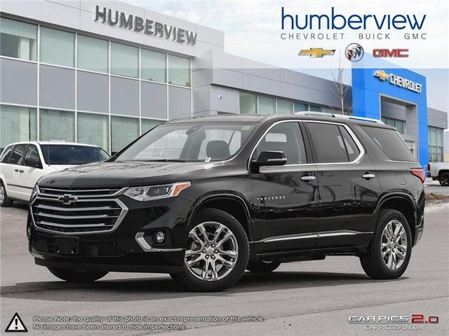 2018 Chevrolet Traverse High Country (Stk: 18TZ019) in Toronto - Image 1 of 27