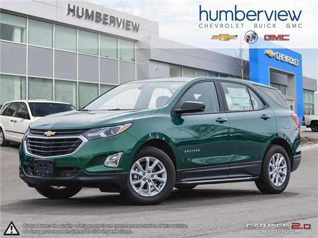 2018 Chevrolet Equinox LS (Stk: 18EQ114) in Toronto - Image 1 of 26