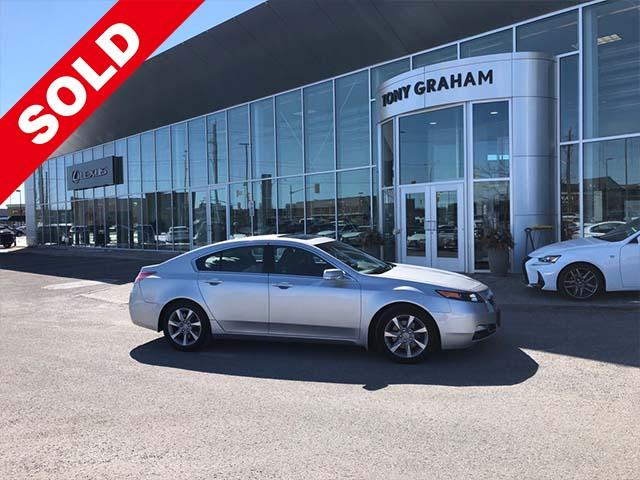 2012 Acura TL Base (Stk: P7737A) in Ottawa - Image 1 of 12