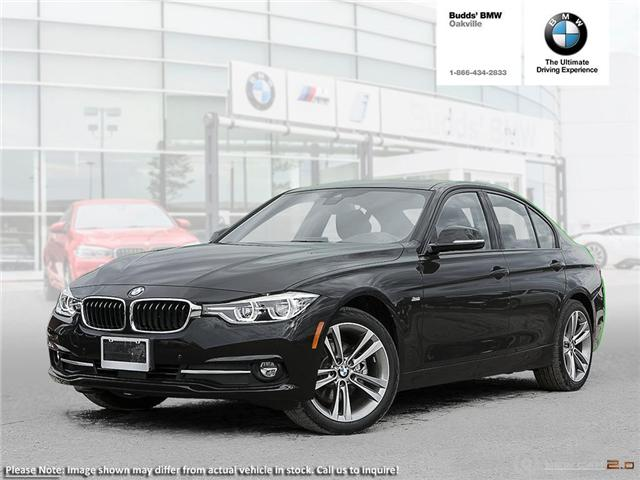 2018 BMW 328d xDrive (Stk: B944303) in Oakville - Image 1 of 11