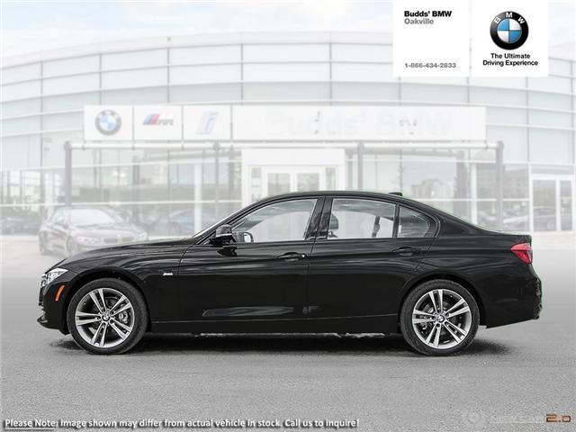 2018 BMW 328d xDrive (Stk: B944303) in Oakville - Image 3 of 11