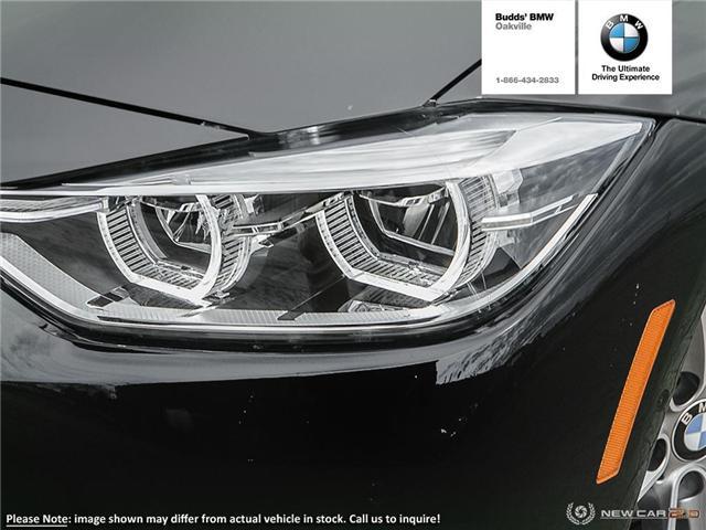 2018 BMW 328d xDrive (Stk: B944303) in Oakville - Image 10 of 11