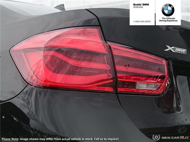 2018 BMW 328d xDrive (Stk: B944303) in Oakville - Image 11 of 11