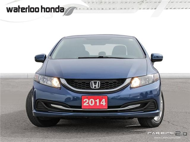 2014 Honda Civic LX (Stk: U3617) in Waterloo - Image 2 of 28