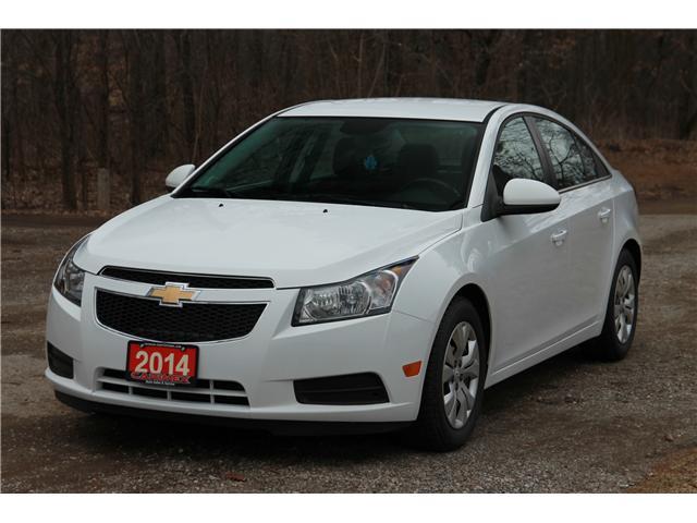 2014 Chevrolet Cruze 1LT (Stk: 1803118) in Waterloo - Image 1 of 24