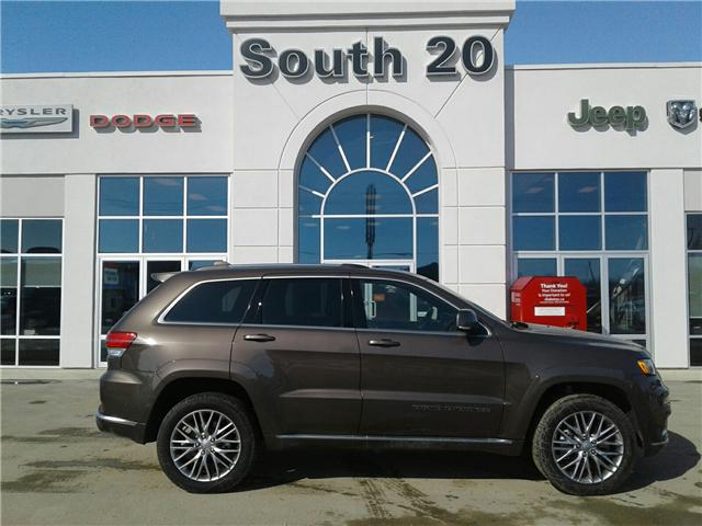 2017 Jeep Grand Cherokee Summit (Stk: 31PV265) in Humboldt - Image 2 of 22