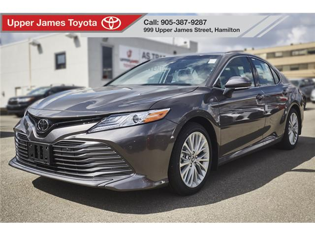 2018 Toyota Camry XLE (Stk: 180272) in Hamilton - Image 1 of 20