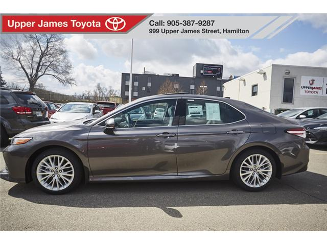 2018 Toyota Camry XLE (Stk: 180272) in Hamilton - Image 2 of 20