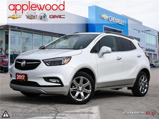 2017 Buick Encore Essence (Stk: 6563A1) in Mississauga - Image 1 of 27