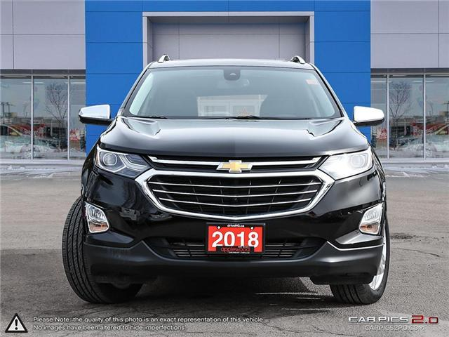 2018 Chevrolet Equinox Premier (Stk: 8892A) in Mississauga - Image 2 of 27