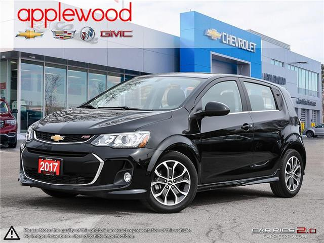 2017 Chevrolet Sonic LT Auto (Stk: 1330A) in Mississauga - Image 1 of 27
