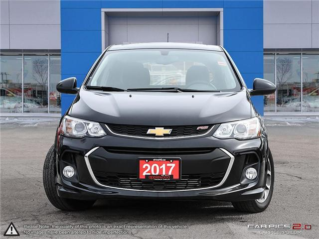 2017 Chevrolet Sonic LT Auto (Stk: 1330A) in Mississauga - Image 2 of 27