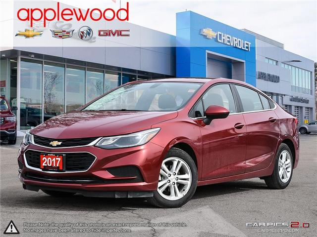 2017 Chevrolet Cruze LT Auto (Stk: 5976A) in Mississauga - Image 1 of 27