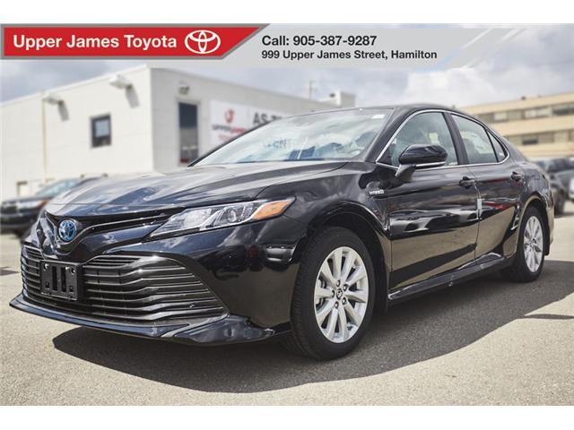 2018 Toyota Camry Hybrid LE (Stk: 180482) in Hamilton - Image 1 of 7