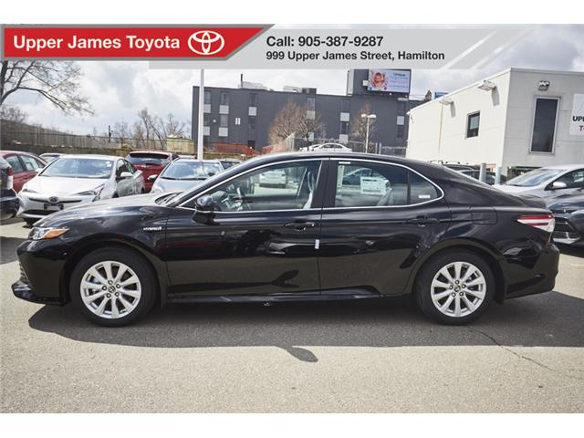2018 Toyota Camry Hybrid LE (Stk: 180482) in Hamilton - Image 2 of 7
