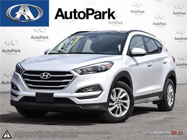2017 Hyundai Tucson  (Stk: 17-54595RSR) in Toronto - Image 1 of 27