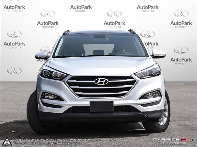 2017 Hyundai Tucson  (Stk: 17-54595RSR) in Toronto - Image 2 of 27
