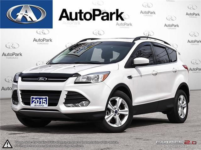 2015 Ford Escape SE (Stk: 17-70575SS) in Toronto - Image 1 of 27