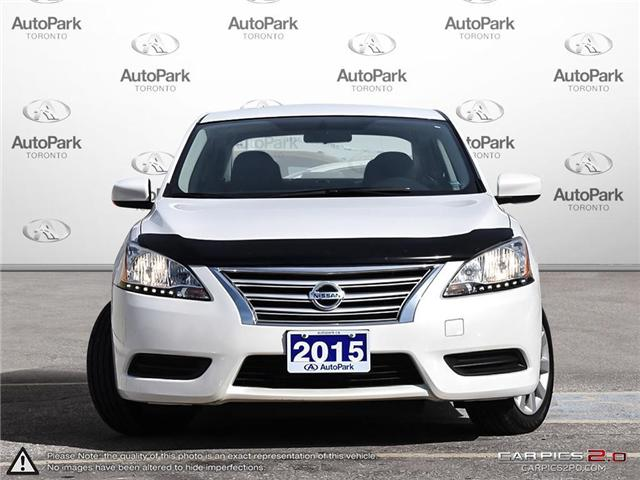 2015 Nissan Sentra 1.8 S (Stk: 16-17147SS) in Toronto - Image 2 of 27