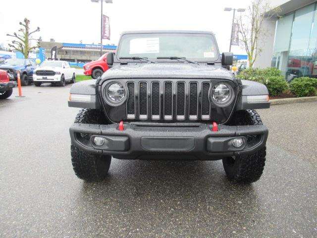 2018 Jeep Wrangler Unlimited Rubicon (Stk: J103006) in Surrey - Image 2 of 14