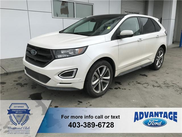 2015 Ford Edge Sport (Stk: J-314A) in Calgary - Image 1 of 10