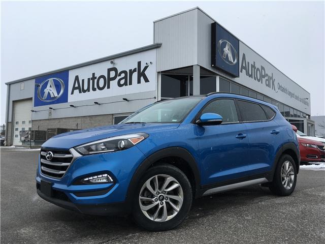 2017 Hyundai Tucson  (Stk: 17-52138) in Barrie - Image 1 of 26