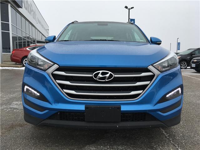 2017 Hyundai Tucson  (Stk: 17-52138) in Barrie - Image 2 of 26