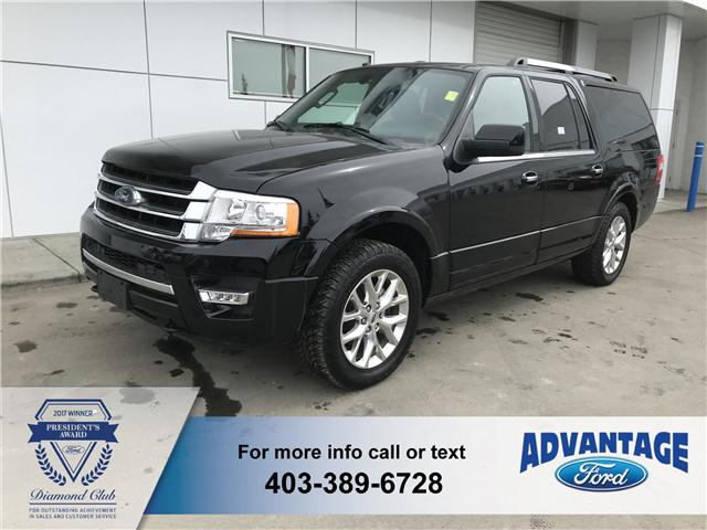 2017 Ford Expedition Max Limited (Stk: 5173) in Calgary - Image 1 of 10