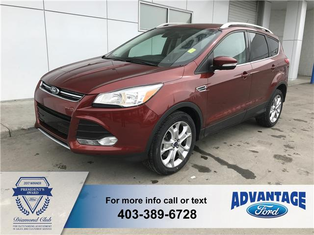 2014 Ford Escape Titanium (Stk: J-453A) in Calgary - Image 1 of 10