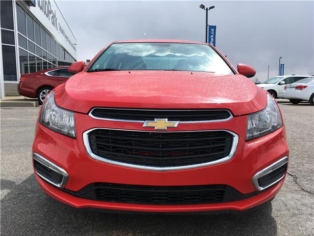 2016 Chevrolet Cruze Limited 1LT (Stk: 16-37465) in Barrie - Image 2 of 24