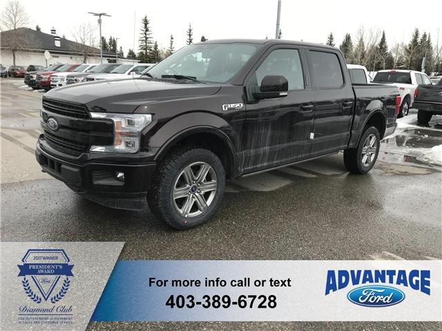 2018 Ford F-150 Lariat (Stk: J-921) in Calgary - Image 1 of 5